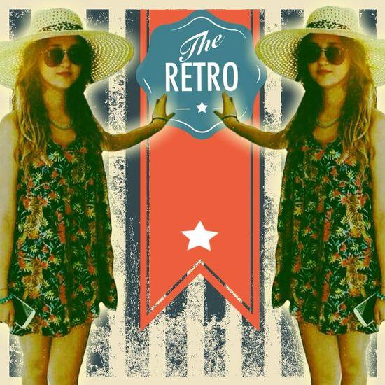 ? oh i'm so retro? That's Me Go Retro! Self Portrait 60s