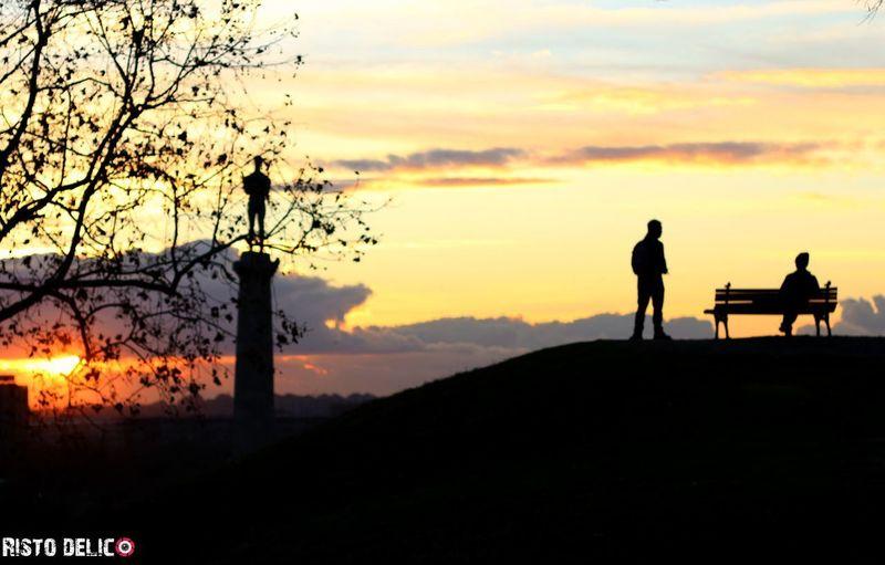 Belgrade Serbia City Serbia Daylight Sunset HDR Kalemegdan  Fortness Outdoors
