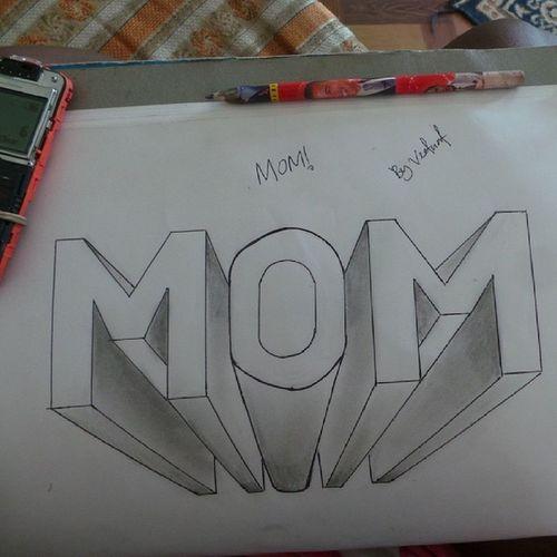 Jus from sketchin tht....AmaBeGood Mompower NotSooGood Shading  homesickcrazyheadachesOkBye