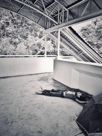 alms. Filipino Asian  Philippines Poverty Boy Blackandwhite Architecture Built Structure