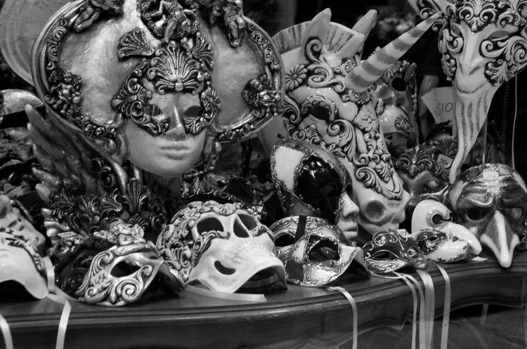 Black And White Carnival City Italy Mask Travel Unicorn Unıcorn Venetian Mask Venice Venice, Italy