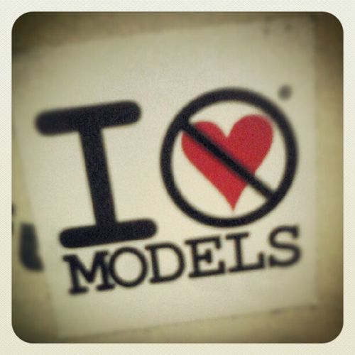 I <3 Models