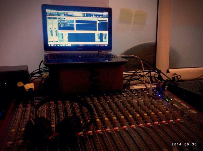 Broadcasting studio