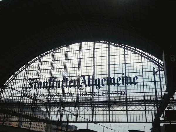 Vintage Architecture Traveling Enjoying Life Contrast Frankfurter Allgemeine Love