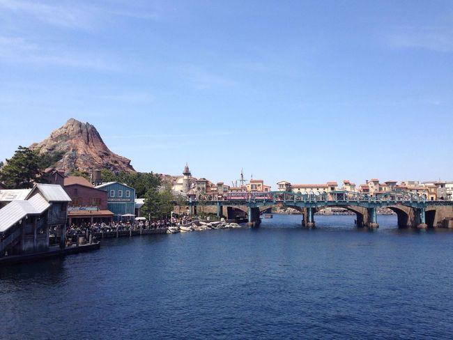 Sunny Day Tokyo Disney Sea Disney