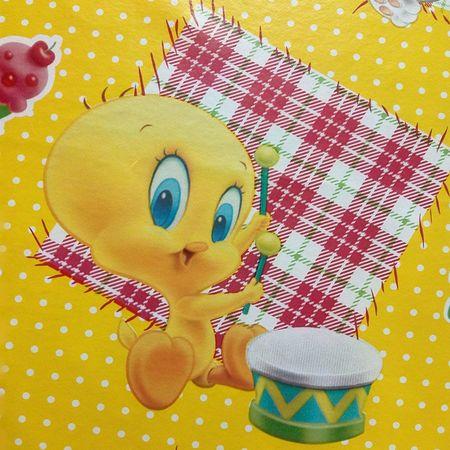 Piolin Dibujos Animados Amarillo Recuerdos Colores Emocion Sorpresa!!!!