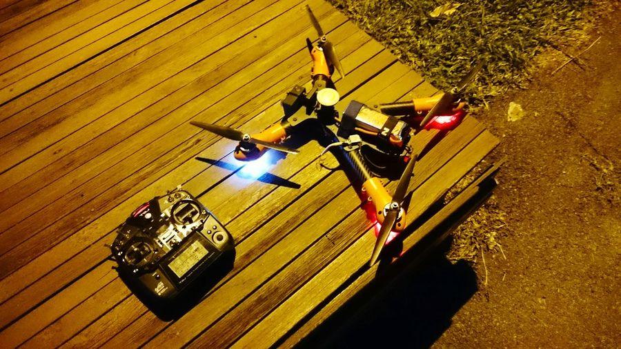 Skyherolittlespyder Futaba T8j Naza V2 Quadcopter Mizta
