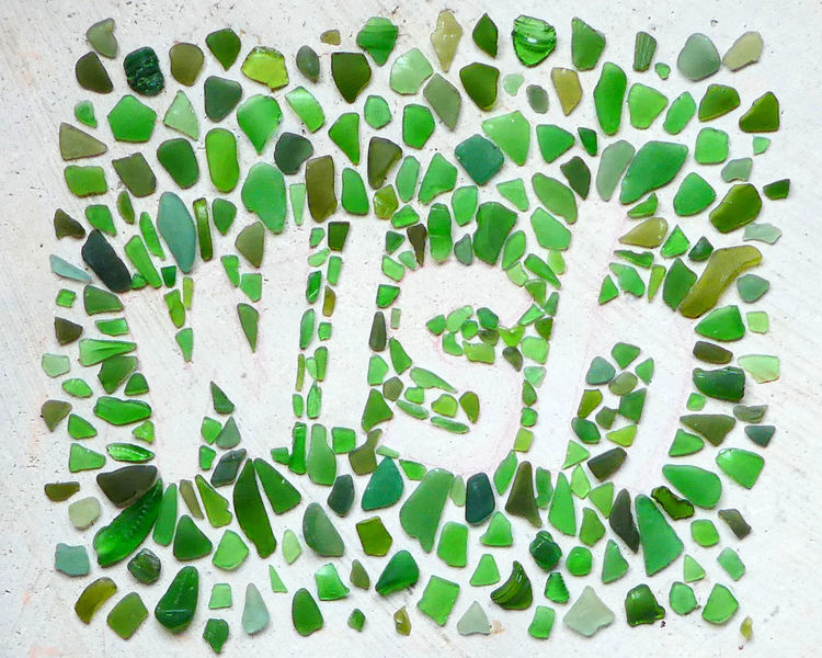 wish Christmas EyeEm Best Shots Found Object Text The Week On EyeEm Word Art Beach Beach Find Beach Finds Close-up Day Environment Environmental Issues Festive Green Color No People Seaglass White Background Wish