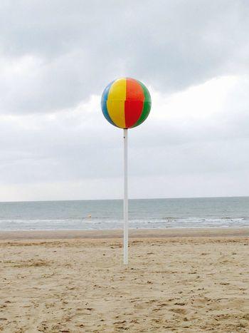 Sea Normandie Beach Trouville