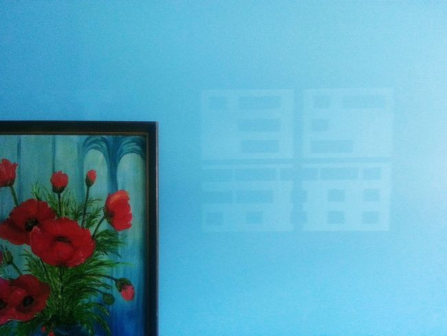 On my wall... Framed Poppy Flowers Painting & Mirrored Reflection Morse Code Shadow-art Interpretation Squares And Rectangles Interior Design Home Decor Showcase April Blue Wave Shades Of Blue Flowers Shadows Negative Space Telling Stories Differently My Favorite Photo Your Design Story The Innovator Home Is Where The Art Is TakeoverContrast Lieblingsteil Neon Life See The Light EyeEm Ready