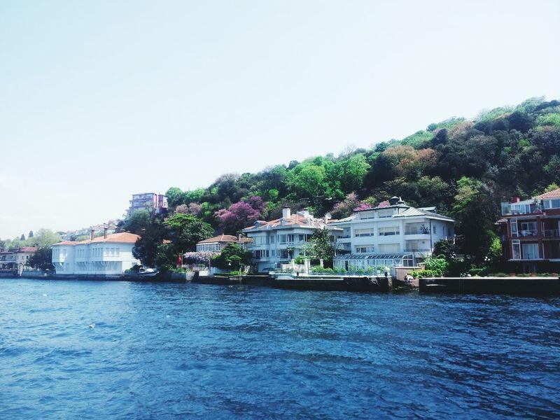 Bosporus Loving Life! Sea And Sky Landscape