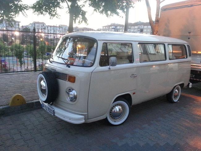 VW Oldies Relaxing Istanbul Turkey