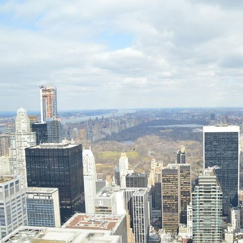 Newyork Manhattan Topoftherock Rockefeller CentralPark Lovely Honeymoon Iphonesia