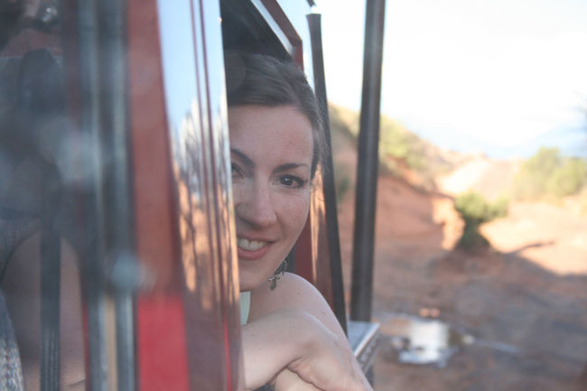 Young, happy, smiling woman leaning out of the car window of a jeep on safari trough the canyon lands of Moab, Utah Looking Out Moab  Utah Adventure Car Car Window Day Emotion Glass - Material Headshot Leaning On Elbows Lifestyles Looking One Person Outdoors Portrait Real People Reflection Road Trip Safari Smiling Window Women Young Adult Young Women Summer Road Tripping The Traveler - 2018 EyeEm Awards