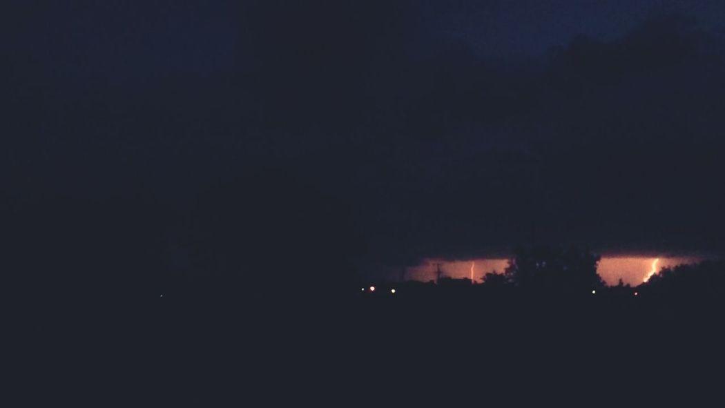 Lightning Home First Eyeem Photo Cloud - Sky Beauty In Nature Dramatic Sky Nighttime Sky Storm
