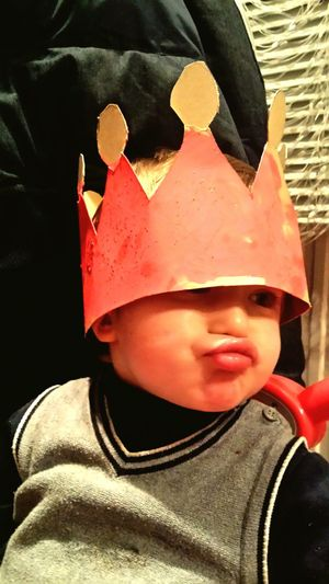 My King! First Eyeem Photo