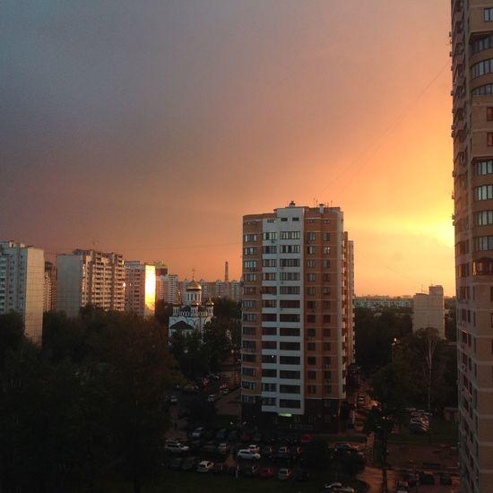 Nofilter#noedit Reutov Sky