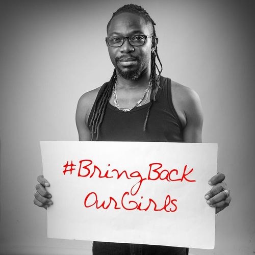 We are the government, when we all stan together, Evil will not thrive. Bringbackourgirlsnow Nigeria Thechibokgirls