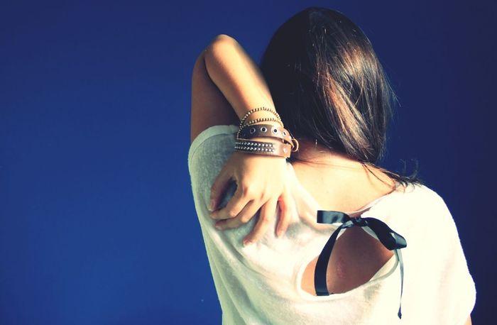 Stella Fiocco Black Bracelet