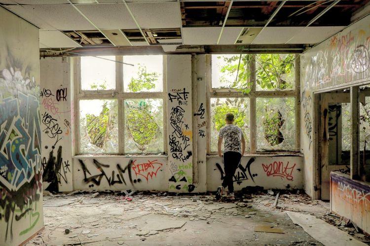 Artist Window