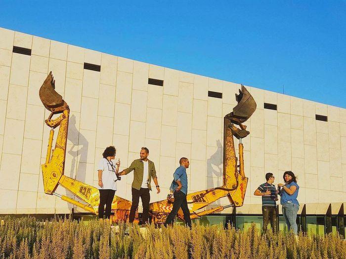 Architecture Free Palestine Sculpture Art Museum Israeli Viloence Occupation History People Standing