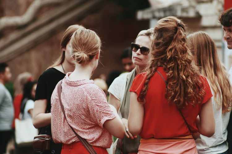 Bulee.. Togetherness Friendship Adult People Outdoors Young Women Day Young Adult Adults Only Arts Culture And Entertainment Bonding Happiness Smiling Only Women INDONESIA Traveling Travel Photography Real People