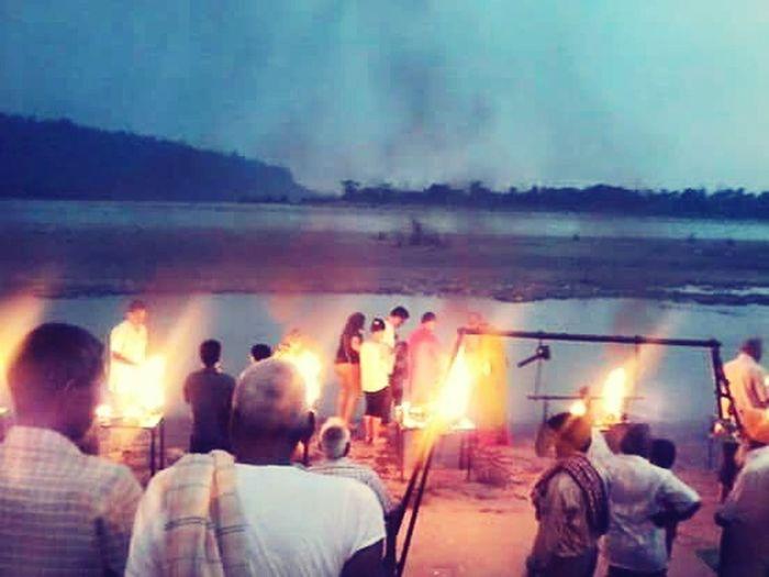 Ganga Arti !! Gratitude Nature Holyriver