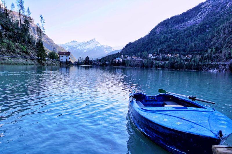 lago Alleghe