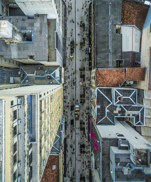 Architecture Downtown District Xvcuritiba Drone  Dronephotography Dji Aerial View Outdoors Curitiba