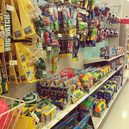 buying toys for our furrybabies