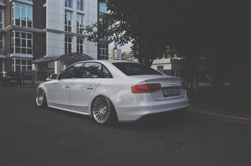 Car Transportation Tree No People Law City Architecture Outdoors Day Luxury Crash Sports Track Racecar Street City Street Motorsport Auto Racing Stanceworks Stancenation Cars Car Show Stance Sport Audi ♡ City Life