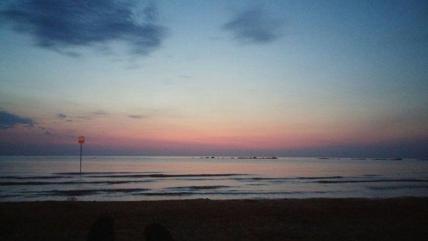 Sunrise Pescara Abruzzo Sea