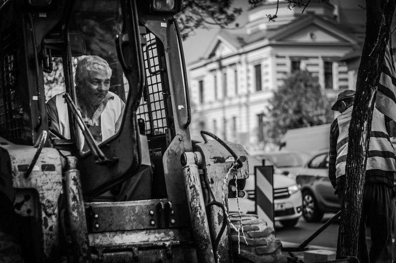 Street Working