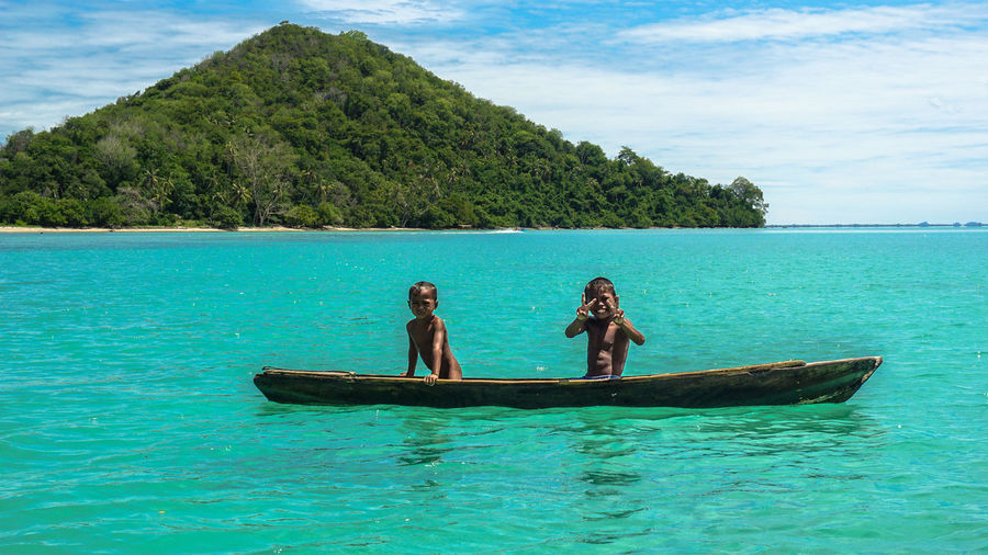Bajau Laut Beauty Of Sabah Bodgaya Island Landscape Nature Sabah Sabah Borneo Sabah Land Below The Wind Sabah Malaysia Sea Gypsy Sea Gypsy Village Semporna