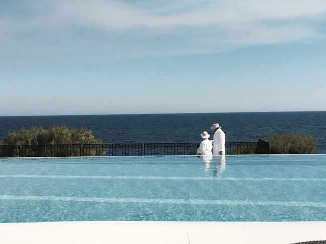 Photography Bedaschmid Four Seasons Hotel Cap Ferret Swimming Pool 5 Star Service Roadtrip Fun Love Enjoy