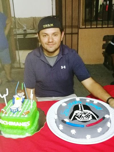 Brother❤ Birthday Birthday Cake Best Combination Ever Star Wars NFL Football Food Stories