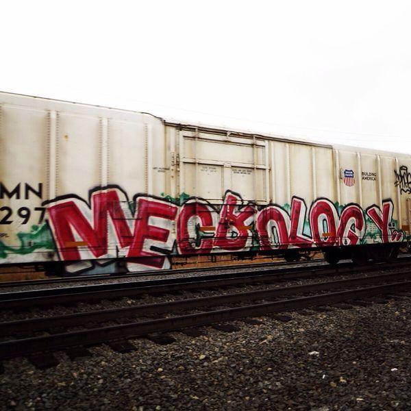 Union Station Little Rock,AR Railart Graffiti Mecro Railphotography