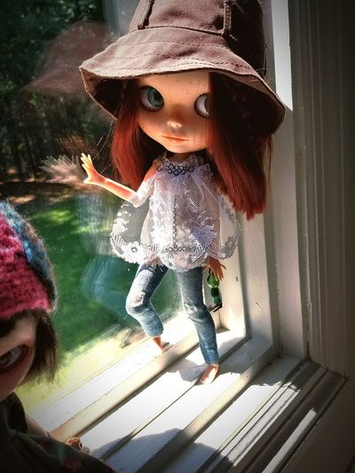 Blythe Blythe Adventures Charleston SC Adventure Time Nature Window Pain Different Perspective Blue River Wellness Blue River Wellness