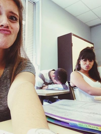 Studying Boring Class