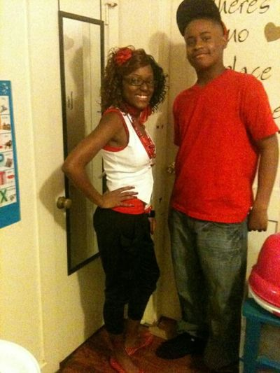 Brother && Sister Love