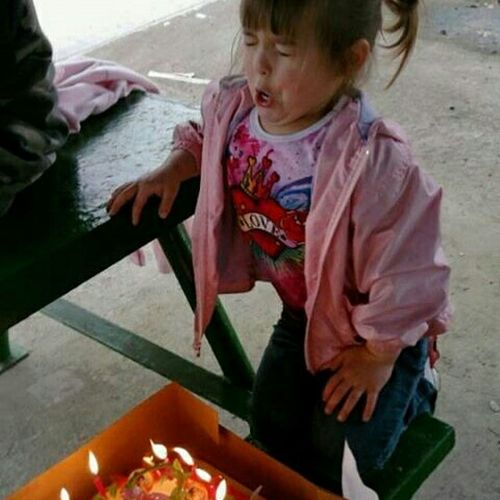Capture The Moment LOH/Make A Wish That's Me Sweetheart Birthdaygirl Sweet Child Sweet Moments