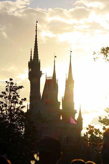 Magic Kingdom 😍 Whereyourdreamscometrue Walt Disney World First Eyeem Photo