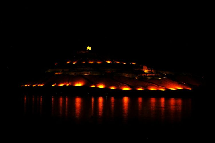 Tombs Of Nobels Egypt Nile River Nile Nightphotography