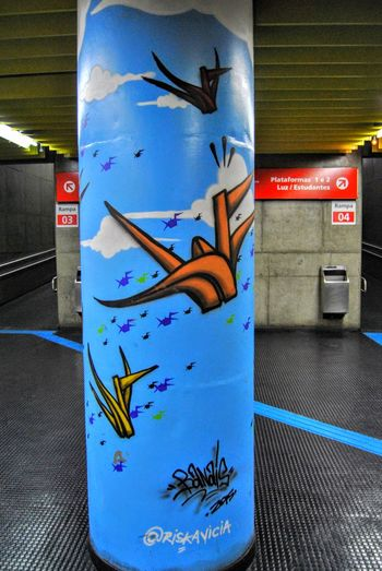 Metro Itaquera Sao Paulo - Brazil Fotografia Cidade Metro Station São Paulo - Brasil  Brazil Fotografie Fotography City Life SauloBarros City City Street History Tranquility CPTM MetroSP EyeEmNewHere The Week On EyeEm