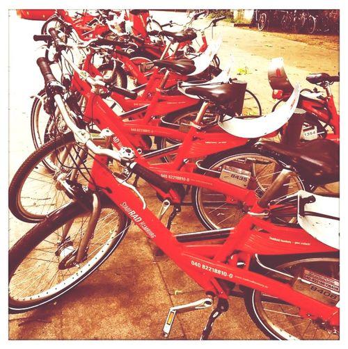 Hamburg Fahrräder Bicycles Stadtrad