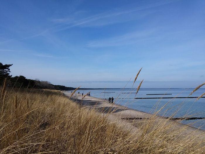 Sonniger Februartag am Strand von Glowe auf Rügen Hello World Enjoying Life Traveling Relaxing