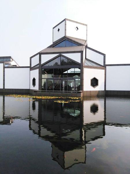 EyeEmNewHere Museum Suzhou, China Suzhou Museum Reflection Mirror Reflection