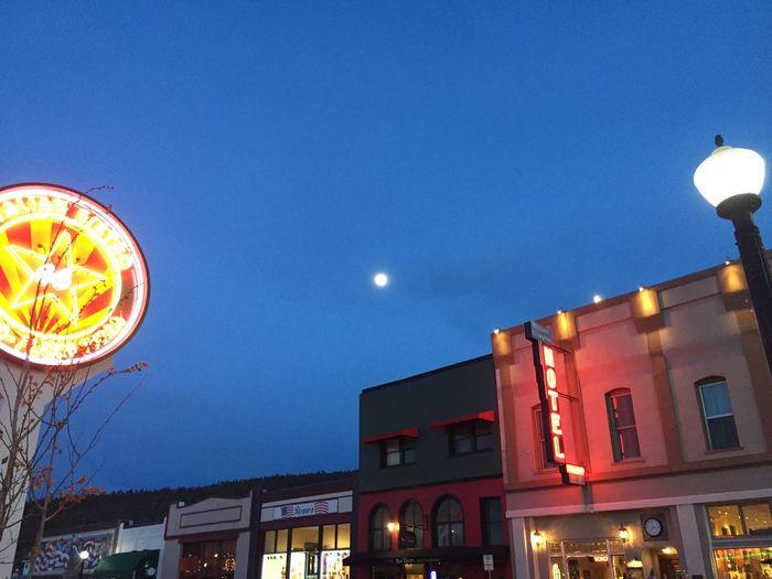 Streetphotography Arizona Sky Moonglow  Full Moon The Street Photographer - 2016 EyeEm Awards