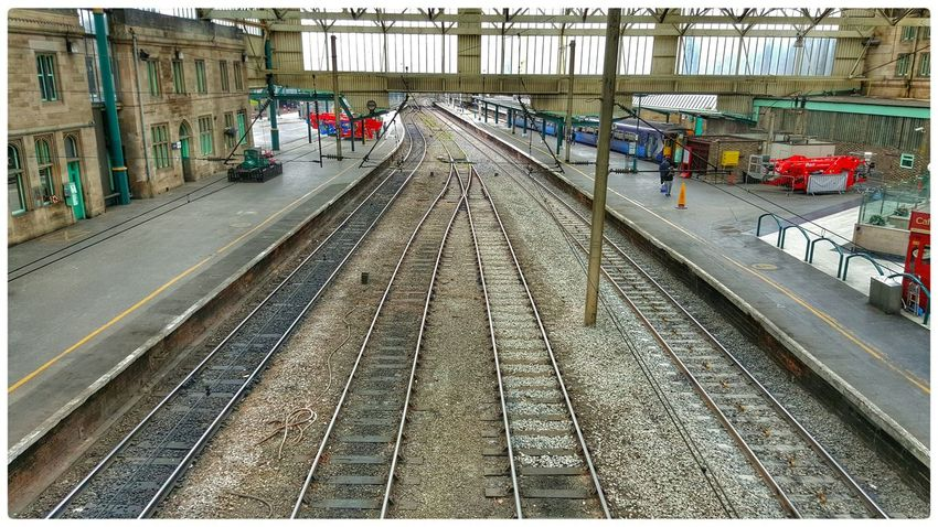 Train Railway Station The View From Here Taking Photos Architecture 2015 07 06