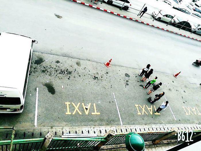 ดูเป็นระเบียบเรียบร้อย นี่ซิคนไทย.. Ice Rink Ice Hockey Hockey Sport City High Angle View Winter Sport